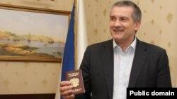 Сергій Аксьонов (фото із Facebook-сторінки «кримського уряду»)