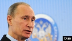 Russian Prime Minister Vladimir Putin is widely expected to win next year's presidential election.