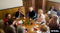 Радио Свобода в Первом московском хосписе, 17.09.2009
