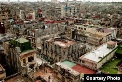 Столиця Куби Гавана зблизька, архівне фото