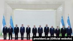 Президент Мирзиёев ва МДҲ давлатлари хавфсизлик хизматлари раҳбарлари