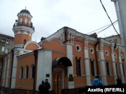 Мәскәүнең тарихи мәчете