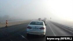 Пробка на трассе «Таврида»