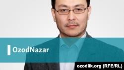 OzodNazar - Комолиддин Рабимов