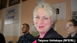 Адвокат Ольга Цейтлина