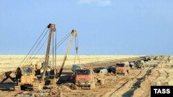 Россия собирается инвестировать не только в Прикаспийскую трубу, но и в добычу газа в Туркмении