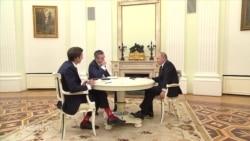 Путин о том, что олигархов нет