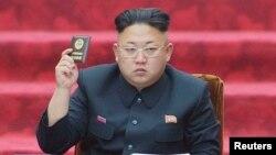 Солтүстік Корея басшысы Ким Чен Ын.