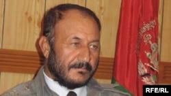 Kandahar Province police chief Matiullah Qateh was killed.
