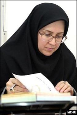 صدیقه وسمقی، سخنگوی اولین دوره شورای شهر تهران