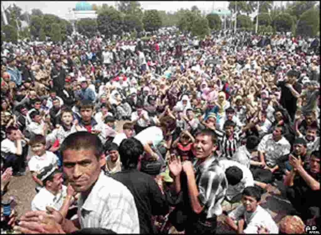 Андижон: 2005 йил манзаралари #3