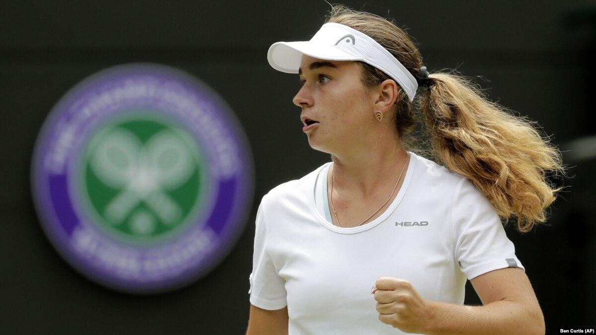 Теннис: Снегирь поднялась на более 90 позиций в рейтинге WTA