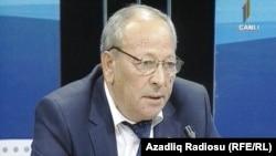 Azerbaijan - Astan Shahverdiyev, candidate to the parliament, undated