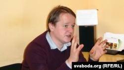 Андрэй Ягораў, палітоляг