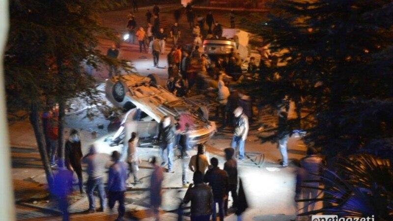 Բաթումիում անկարգություններ կազմակերպելու գործով ընդդիմադիր երկու գործիչ է ձերբակալվել