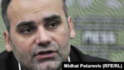 Dino Mustafić, foto: Midhat Poturović