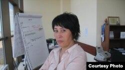 Назира Раимкулова, кинорежиссер и журналист.