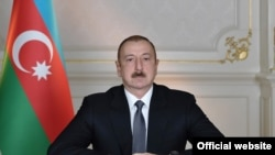İlham Əliyev Novruz təbriki edərkən, 19 mart 2020