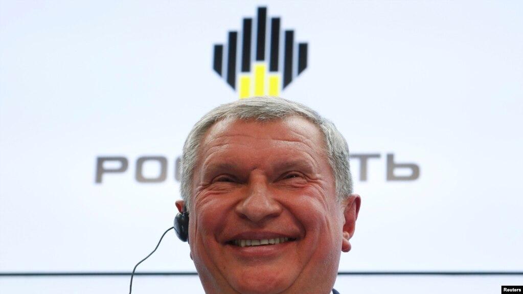 Роснефть купила контрольный пакет акций Башнефти  Глава Роснефти Игорь Сечин