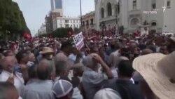 تونس، مهد بهار عربی در بحران