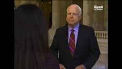 U.S. Senator McCain On Syria And Chemical Weapons