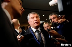 Rosneft CEO Igor Sechin has a fearsome reputation within a shadowy political system where power often trumps process and political heavyweights can wield more clout than the courts.