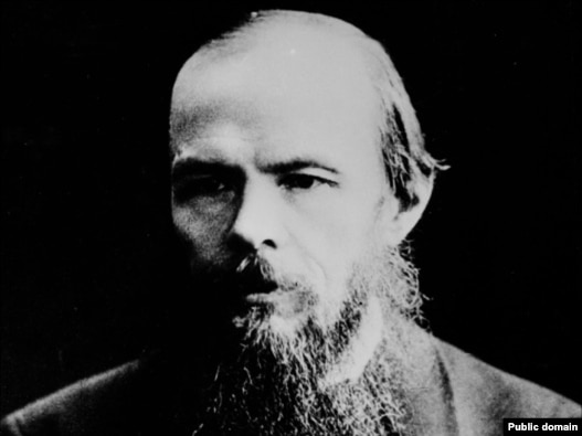 What comes to mind when you say 'Fyodor Dostoevsky'?