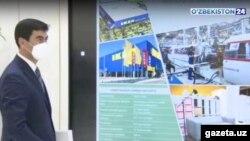Хоким (глава) Ташкентской области Даврон Хидоятов сообщил Шавкату Мирзияеву 8 февраля об открытии мебельной фабрики IKEA в Чирчике.