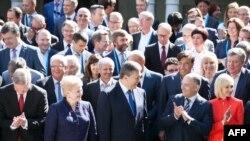 У Лівадійському палаці триває зустріч Ялтинської європейської стратегії