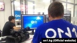 Сотрудники телеканала ON1, на базе которого создается канал «Апрель».