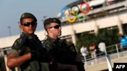 ۸۵ هزار نیروی امنیتی مسئول مراقبت از المپیک ریو را بر عهده دارند