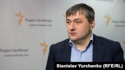 Бывший замминистра инфраструктуры Украины Александр Кава