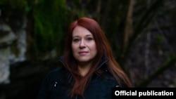 "Ана Чоловиќ Лешоска - добитничка на ""Голдман"" наградата за животна средина за 2019 година."