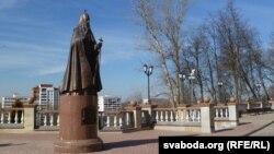 Помнік Аляксію II узьвялі ў Віцебску, не спытаўшыся ў гараджан