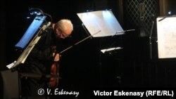 Gidon Kremer la 70 - aniversarea unui exemplar artist angajat