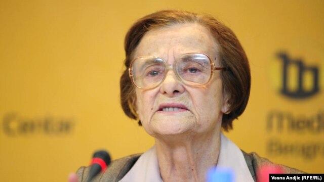 Zagorka Golubović