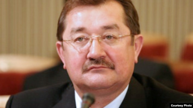 Rail Sarbayev