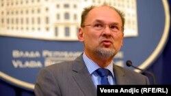 Raportuesi i Parlamentit Evropian për Serbinë, Jelko Kacin.