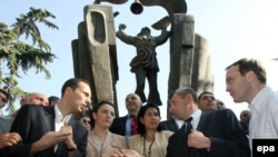 Окруашвили разочаровал лидеров грузинской оппозиции