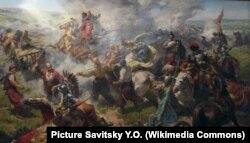 Юрій Саницький «Битва під Жовтими Водами»