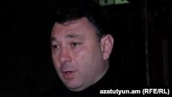 Пресс-секретарь РПА Эдуард Шармазанов