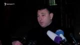 Пресс-секретарь РПА Эдуард Шармазанов, Ереван, 18 января 2019 г.