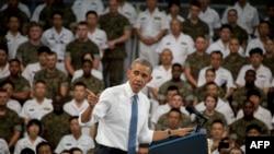 بارک اوباما رئیس جمهور افغانستان