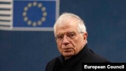 جوزپ بورل بورل امنیت اسرائیل را یکی از اولویتهای مهم اتحادیه اروپا دانست.
