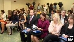 Годишен извештај на Комисијата за заштита од дискриминација за 2012 година.