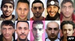 Организаторы терактов во Франции