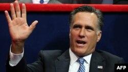 Республикачиларнинг АҚШ президентлигига номзоди Митт Ромни.