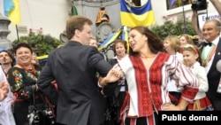 День Незалежності України у Брюсселі