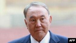 Нурсултан Назарбаев, президент Казахстана. Лондон, 4 ноября 2015 года.