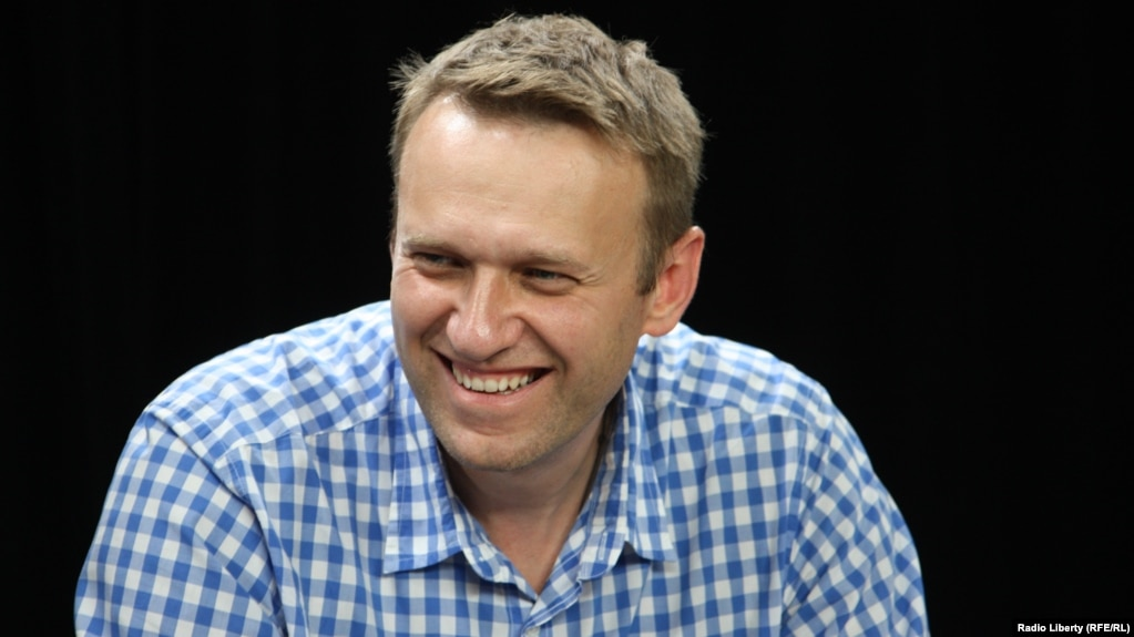 Навальный об украине
